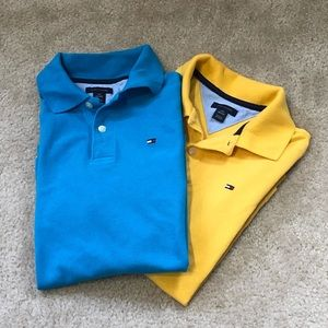 Tommy Hilfiger polo bundle Sz S